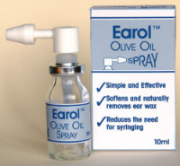 Earol Olive Oil Spray X (10ml)